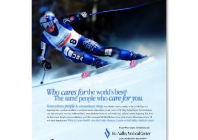 Vail-Beaver Creek Mag Ad